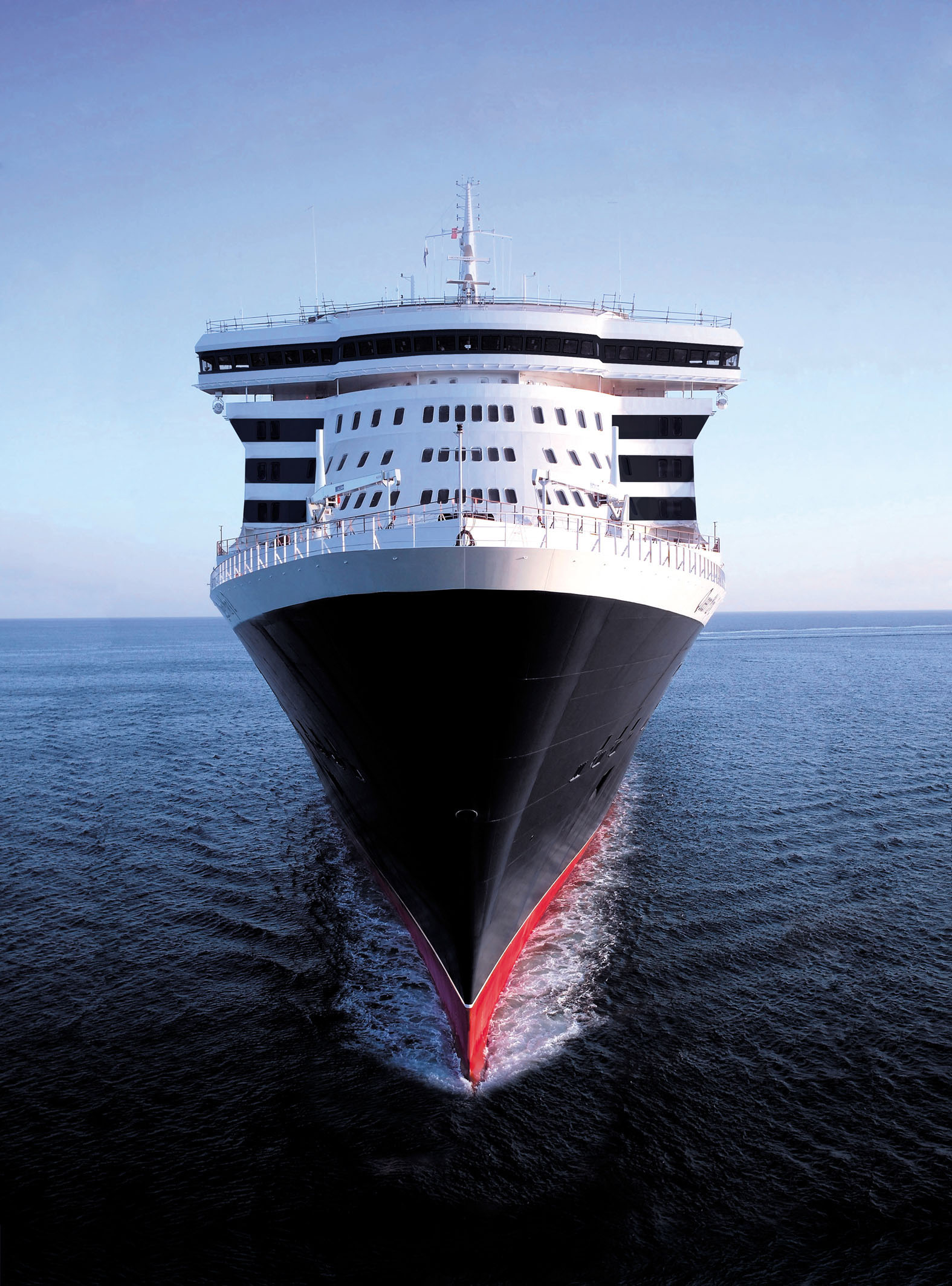 The One Where Qm2 Circumnavigated Nz The Travel Review