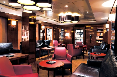 Humidor Cigar Lounge - Norwegian Epic