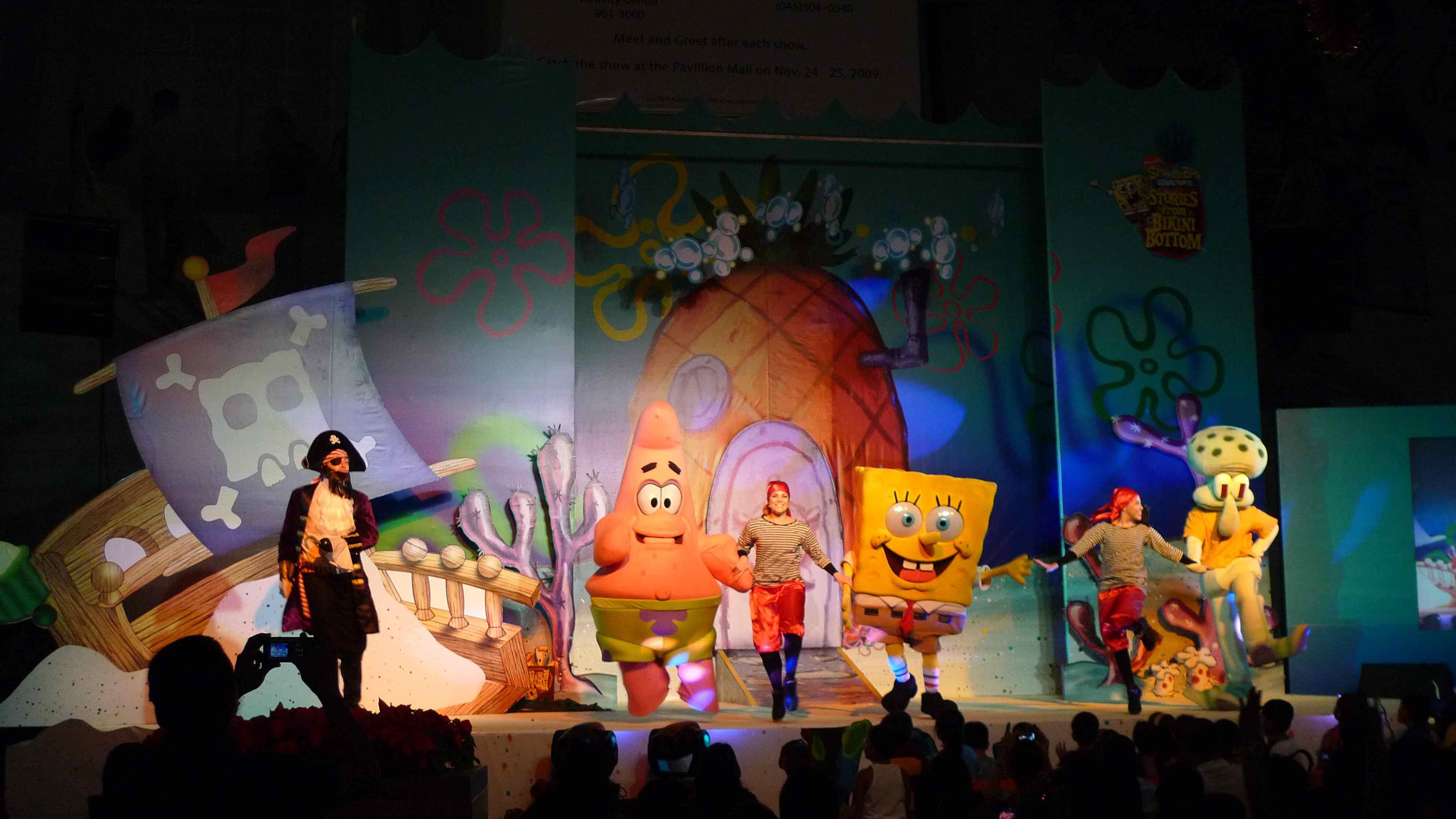 The One Where Spongebob Boarded Superstar Virgo The