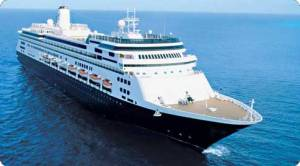 ms Volendam. Image: virginholidayscruises.co.uk