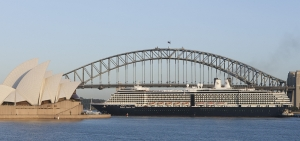 ms Oosterdam will return to Sydney Harbour in October 2013. Photo Credit: cruise-australia.net