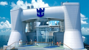 RipCord by iFly takes skydiving to a whole new level. Photo credit: Royal Caribbean