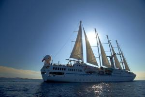 Wind Star. Photo Credit: Windstar Cruises