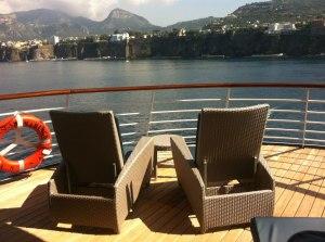Seven Seas Mariner Seven Seas Suite.  Photo Credit: Regent Seven Seas Cruises