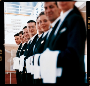 Seabourn Welcome Aboard 2. Photo Credit: Seabourn