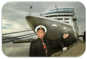 Gavin Macleod Pacific Princess