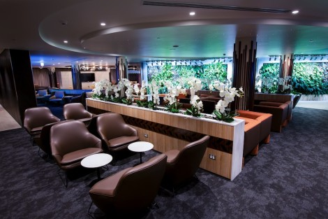 HERO Fiji Airways Premier Lounge at Nadi International Airport 152
